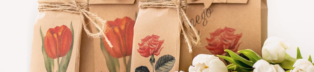Kawowo herbaciane prezenty na Dzień Kobiet - KSANTYNA.pl
