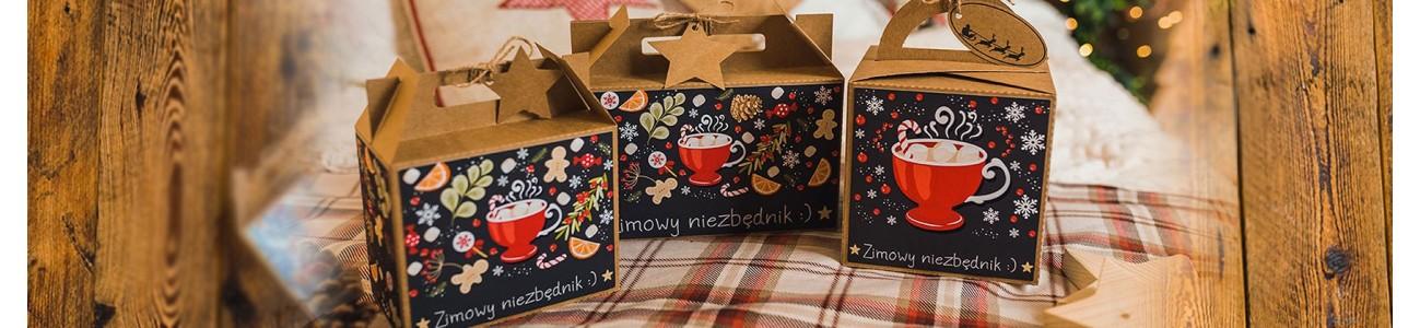 Świąteczne kawy, herbaty i słodycze - KSANTYNA.pl